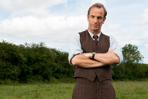 Robson Green as Geordie Keating.