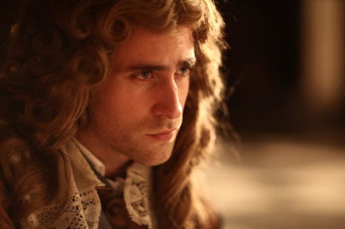 Oliver Jackson-Cohen as James, Duke of York.