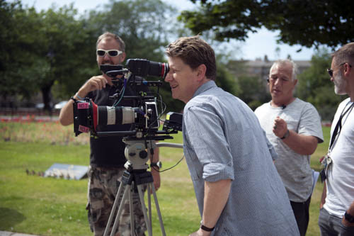 Moving on 6.1 director Reece Dinsdale.