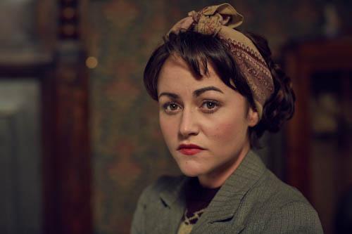 Jamie Winstone as Vera Stephens.