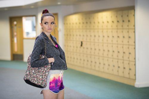 Abigail Lawrie as Krystal Weedon.