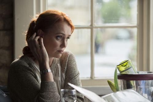 Keeley Hawes as Samantha Mollison.