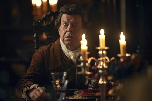 Warren Clarke as Charles Poldark.