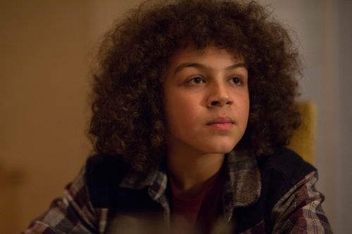 Jadon Carnelly-Morris as Elliot.