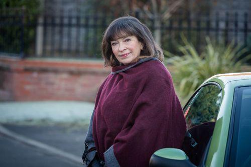 Marion Bailey as Sue Anderson.