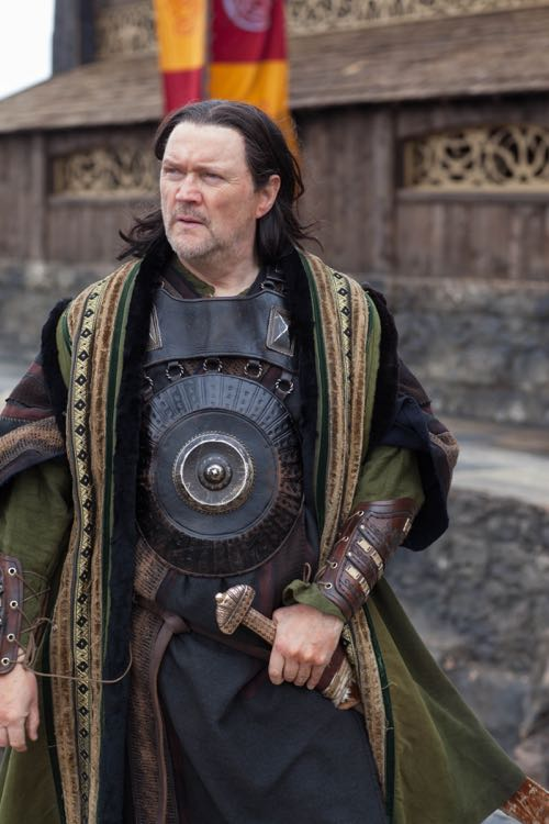 Ian Puleston-Davies as Lagrathorn.