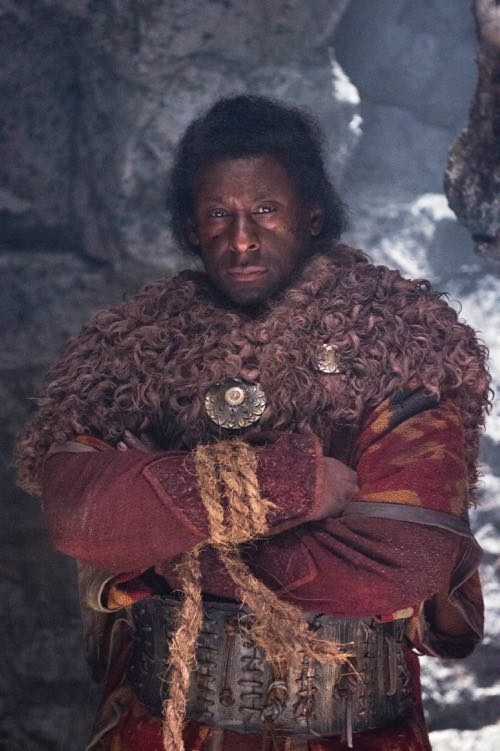 David Harewood as Scorann.