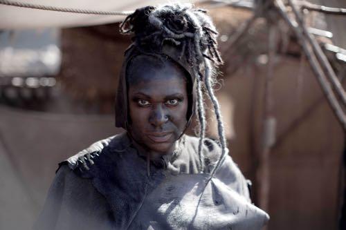 Susan Andiron as Kendra.