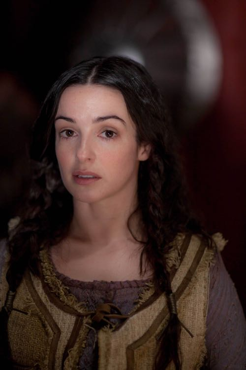 Laura Donnelly as Elvina.