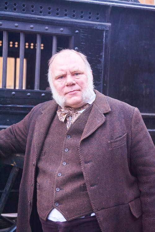 Richard Ridings as Thornhill.