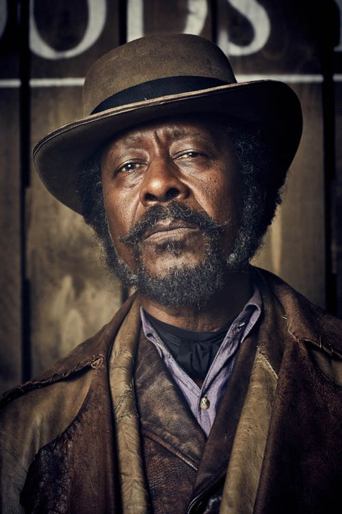 Clarke Peters as Ralph Coates.