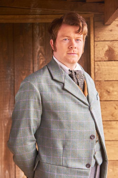 Daniel Rigby as Charles Blackwood.