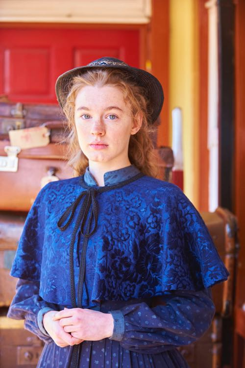 Amy James-Kelly as Martha Quaintain.