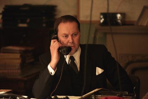 Christian McKay as Christopher Soames.