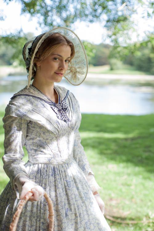 Stefanie Martini as Mary.