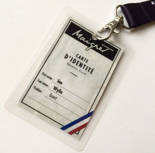 Maigret ID Card