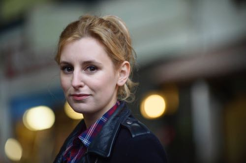 Laura Carmichael as Maddy.