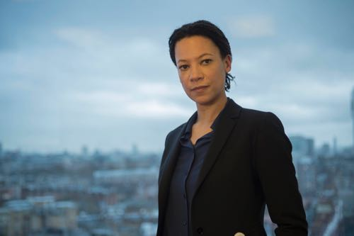 Nina Sosanya as DCI Laura Porter.