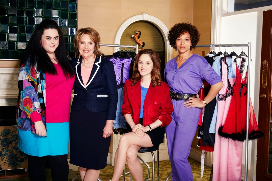 A CPL production for ITV. Pictured:  This image is the copyright of ITV and must only be used in relation to Brief Encounters.
