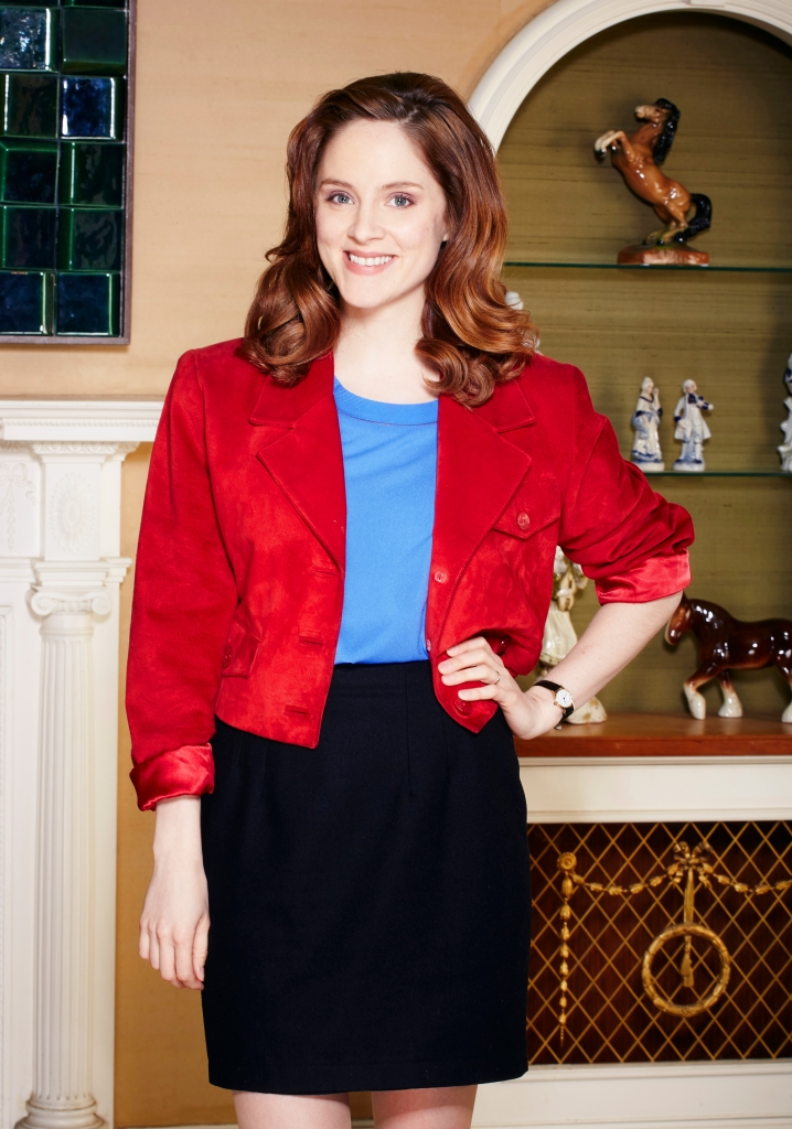 Sophie Rundle as Steph.