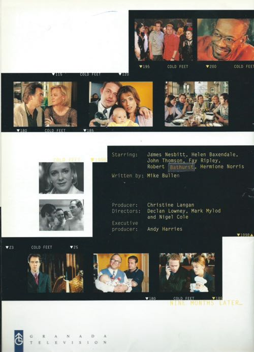 Series 1 Press Pack Back Cover.