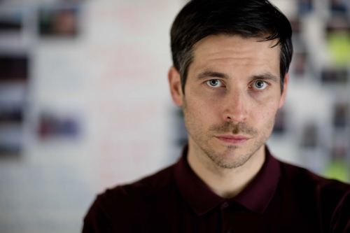 Robert James-Collier (Kevin O'Dowd).