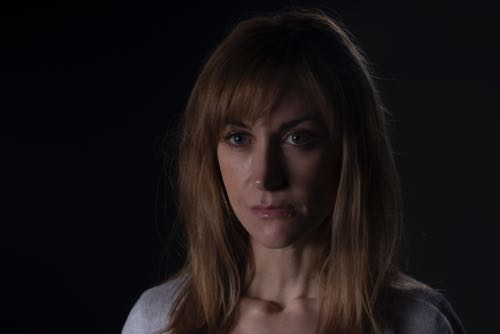 Katherine Kelly as Hannah.