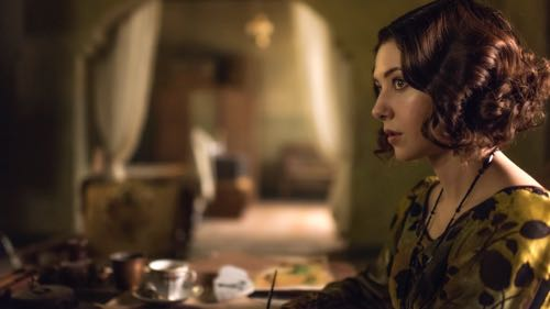Catherine Steadman as Maggie Lewis.