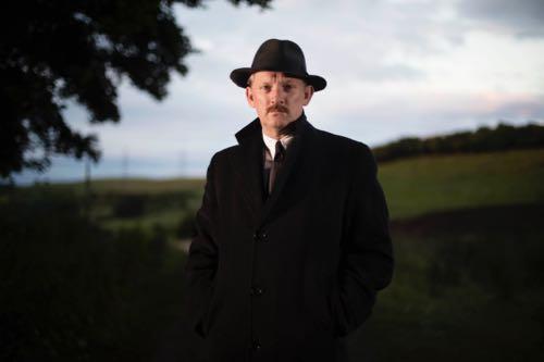 Douglas Henshall as William Muncie.
