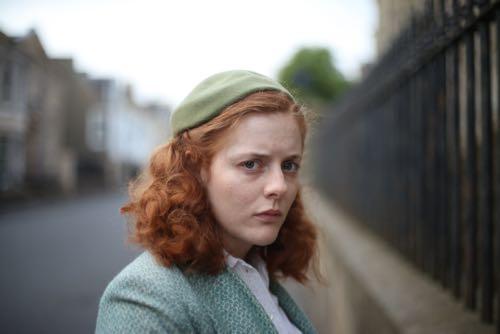 Jenny Hulse as Mary McLaughlin.