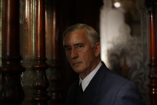 Denis Lawson as Lawrence Dowdall.