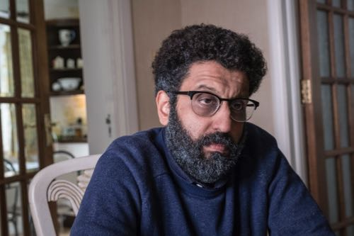 Adeel Akhtar as Hassan Mahmoud.